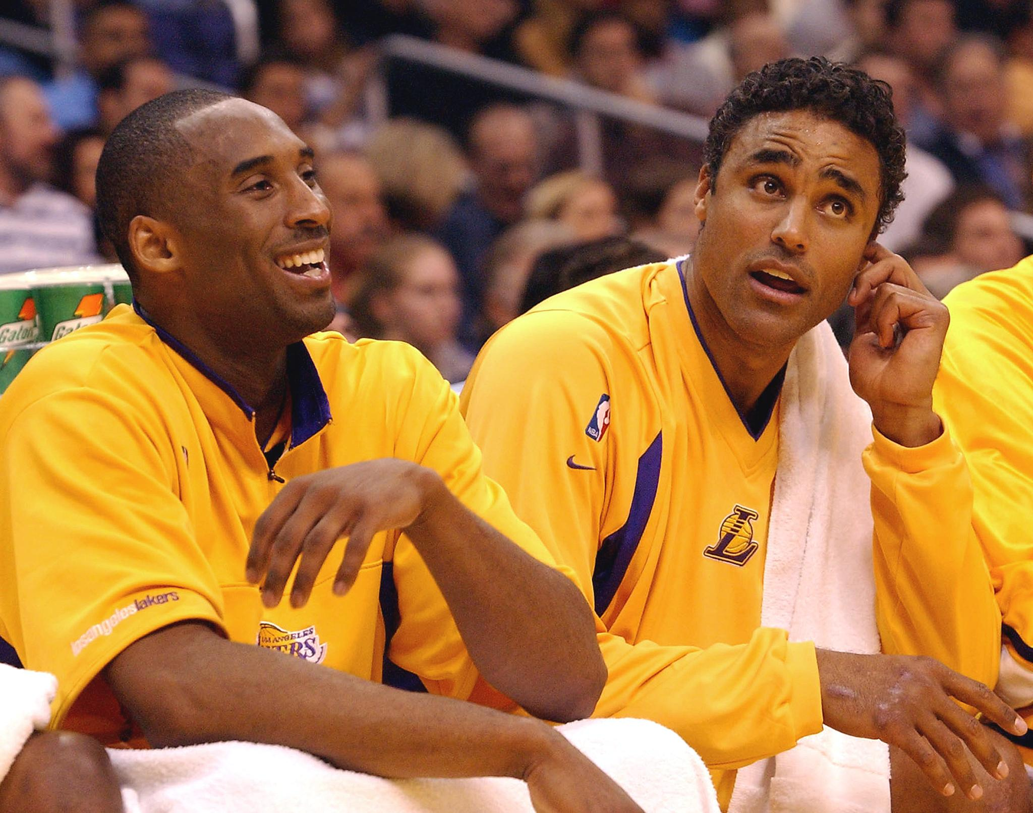 Rick Fox Says False Rumors He Died in Kobe Bryant Crash ...Lakers Rumors
