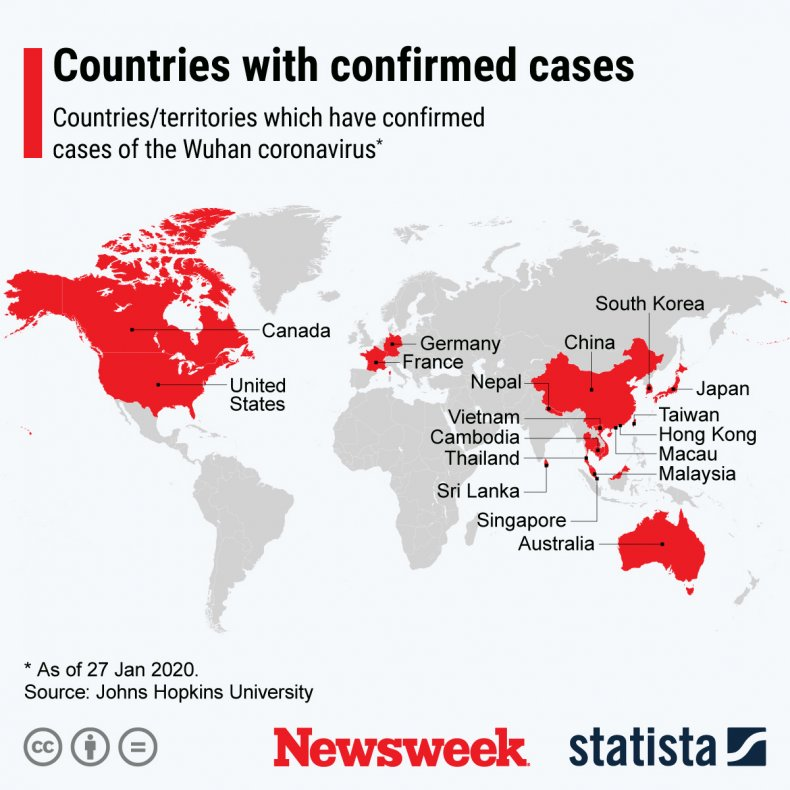 coronavirus, statista, spread, countries,