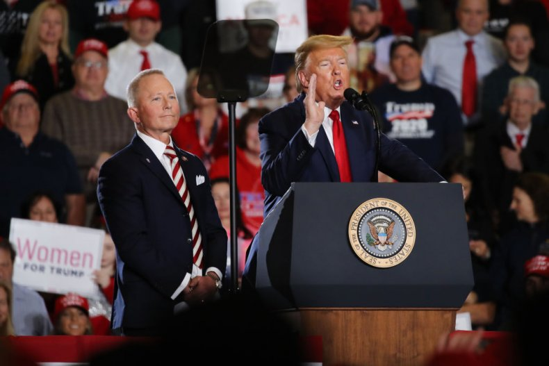 Trump and Van Drew