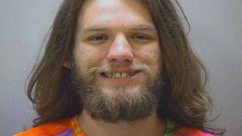 Spencer Alan Boston mugshot