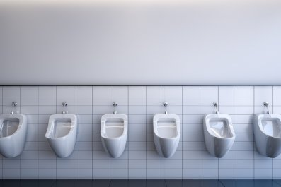 School Investigated Ontario Urinal