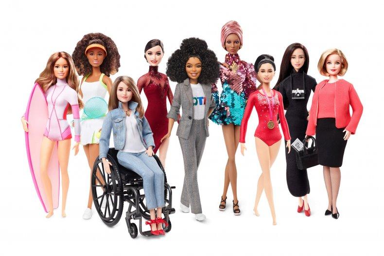Barbie Line up