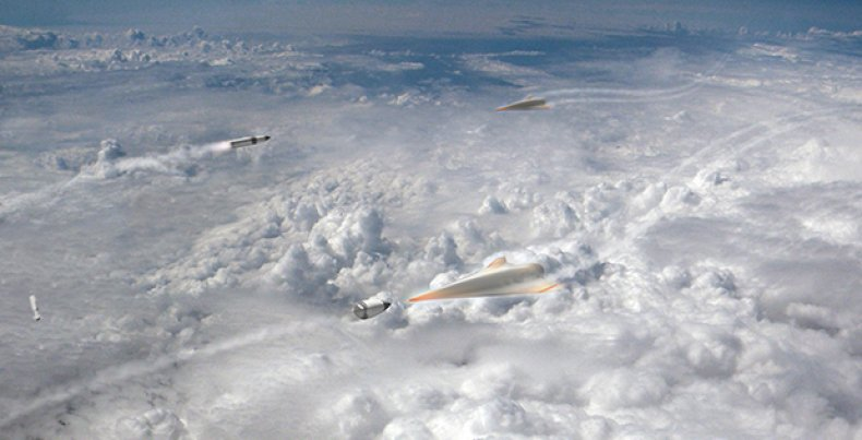 darpa, glide, breaker, hypersonic, defense, system