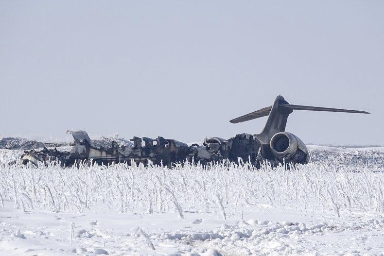 E-11A Crash Afghanistan
