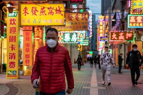 coronavirus, china, macau, world health organization, getty