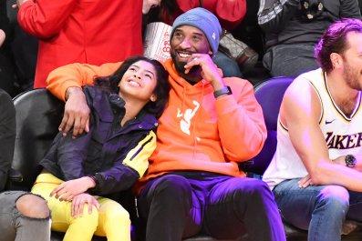 Kobe Bryant Gianna Staples Center December 2019
