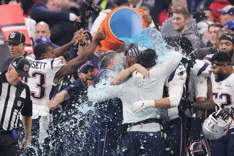 New England Patriots, Super Bowl LIII