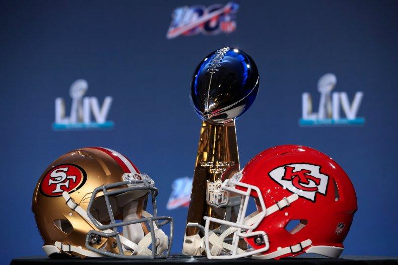 NFL, Kansas City Chiefs, San Francisco 49ers