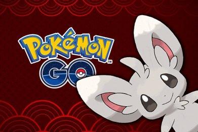 pokemon go minccino lunar new year event