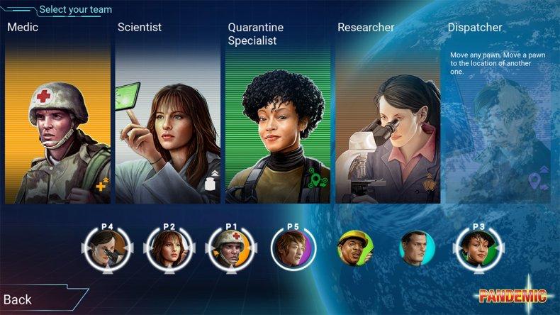 Pandemic video game