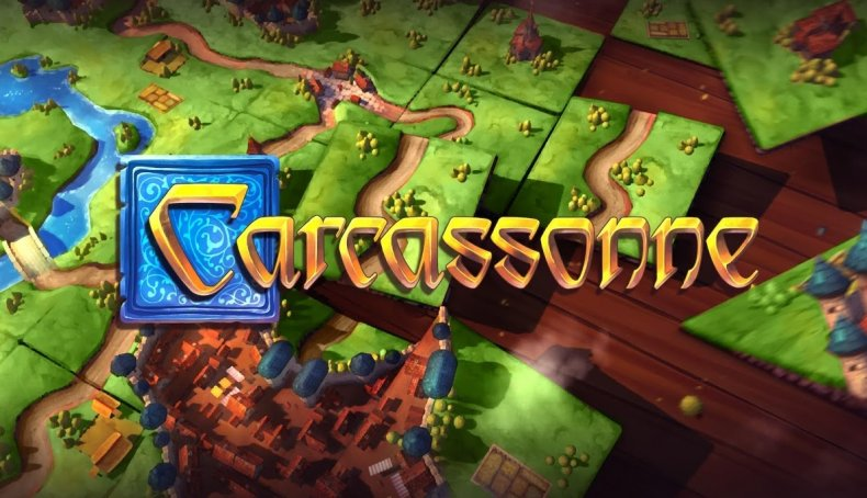 carcassonne video game