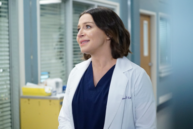 'Grey's Anatomy' Season 16 Teaser Hints Baby Trouble For Amelia and Link