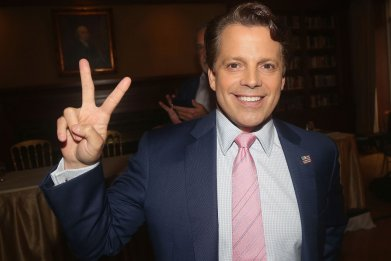 Former White House Comms Director Anthony Scaramucci