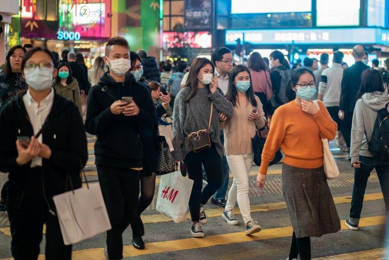 coronavirus timeline china wuhan