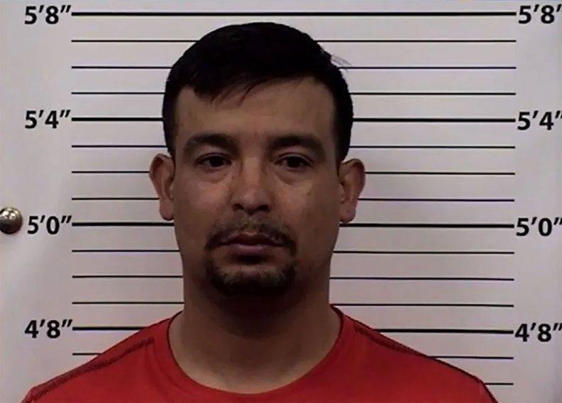 Dominic Calderon mugshot