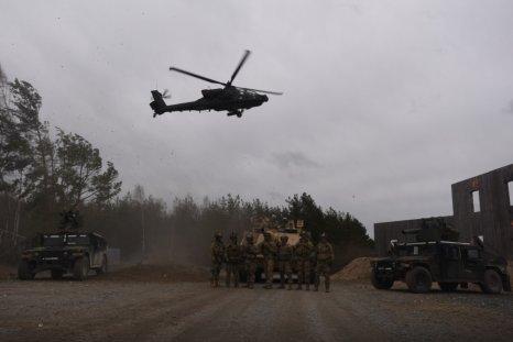 us, military, Grafenwohr, germany, threat, exercise