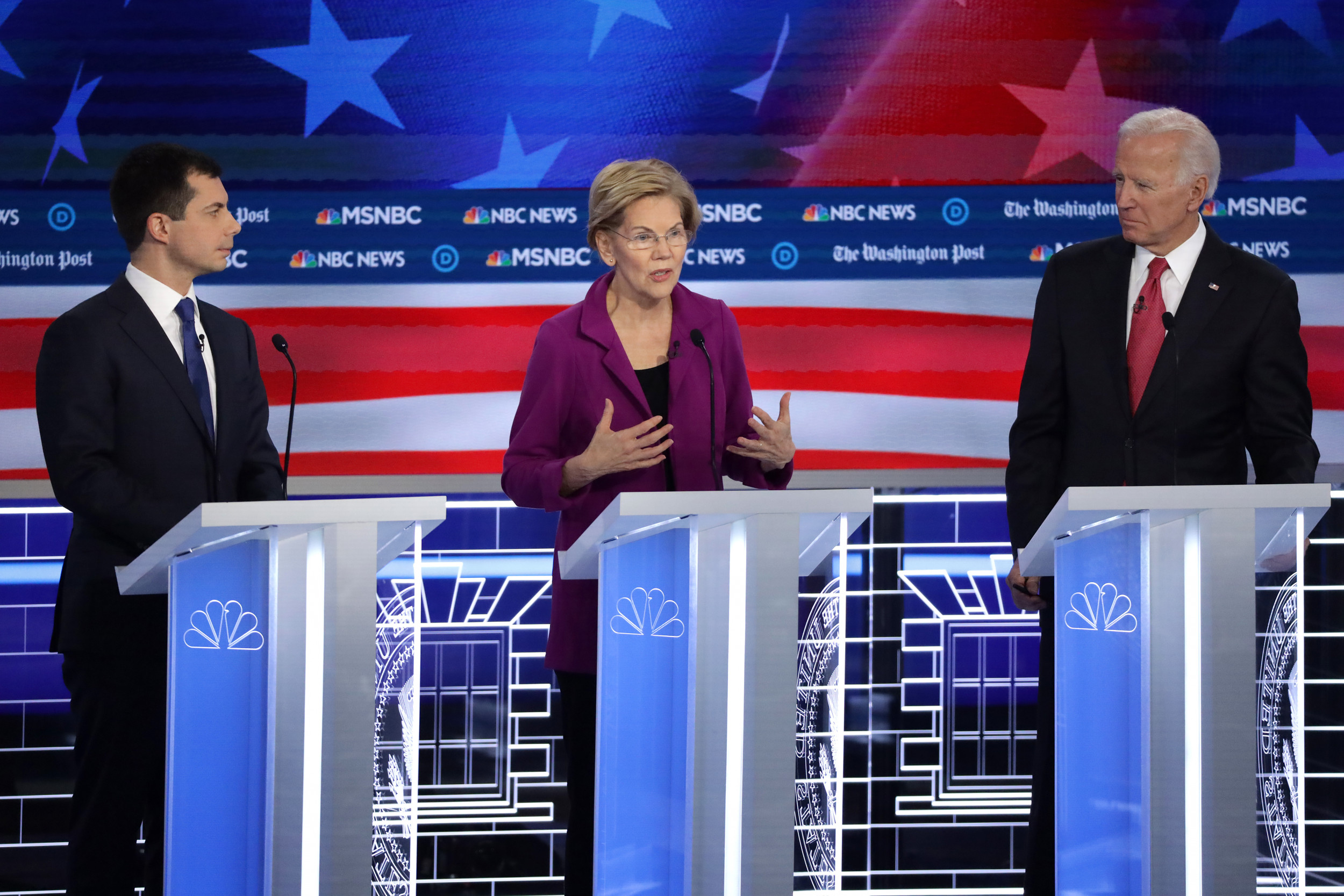 2020 Presidential Candidates Weigh in on Senate Not ...