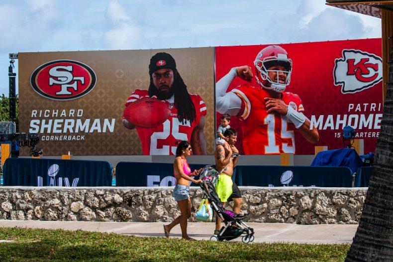Super Bowl LIV Miami