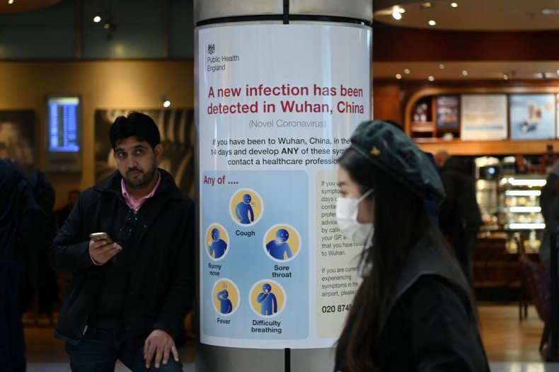 coronavirus, countries, wuhan, china, london, heathrow