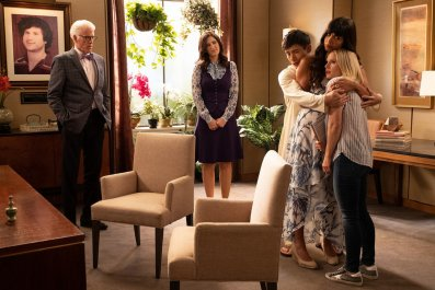 the good place season 4 netflix release