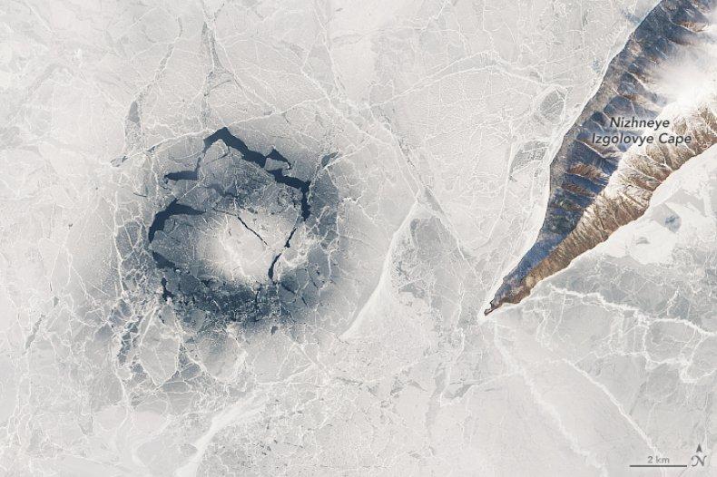 ice ring lake bakail