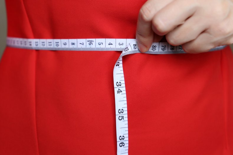 tape measure, obesity, stock, getty