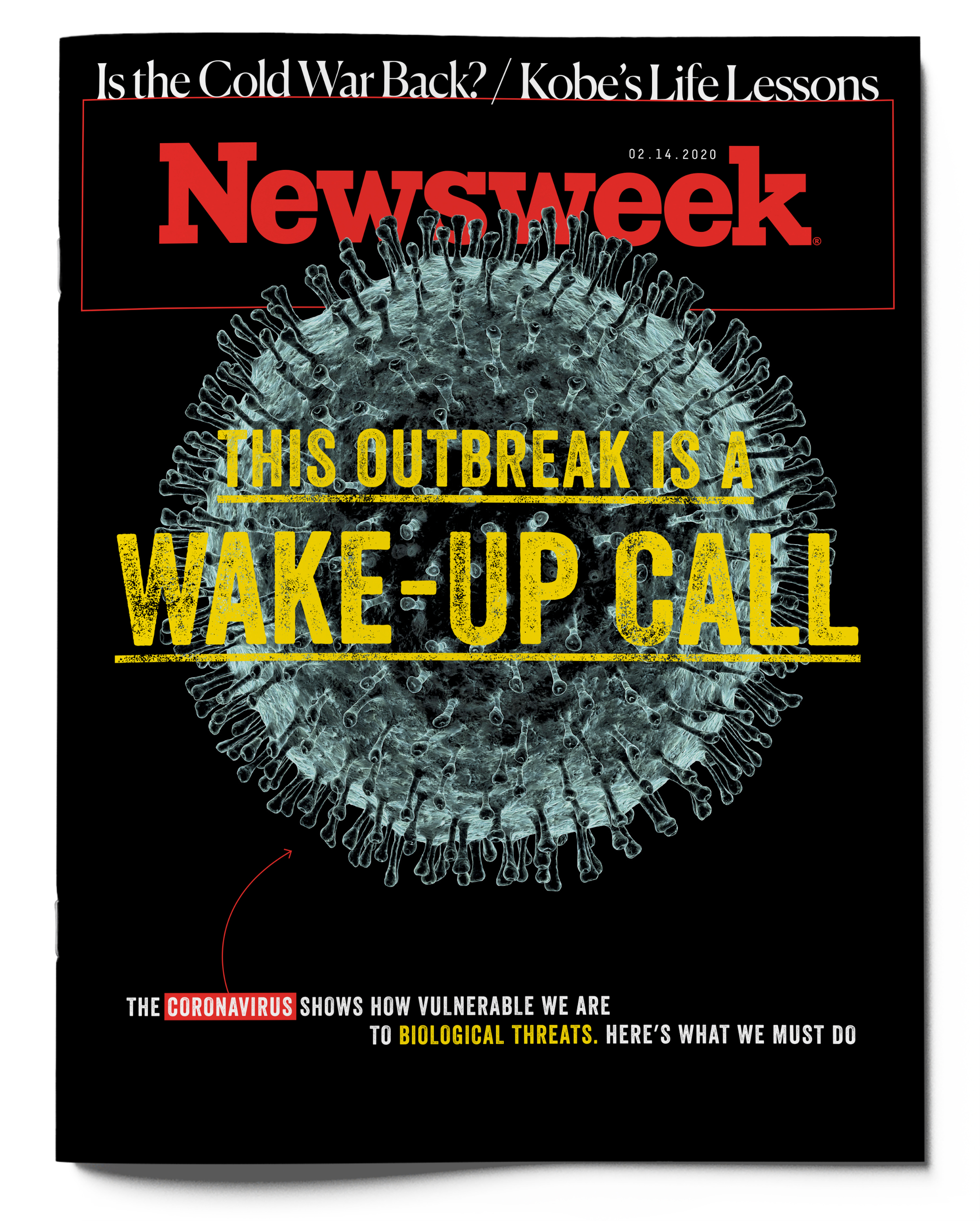 The Coronavirus Outbreak Is A Wake-up Call Showing How Unprepared We Are To Deal With Biological Threats