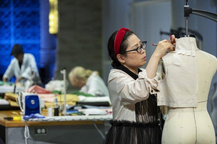 minju kim next in fashion
