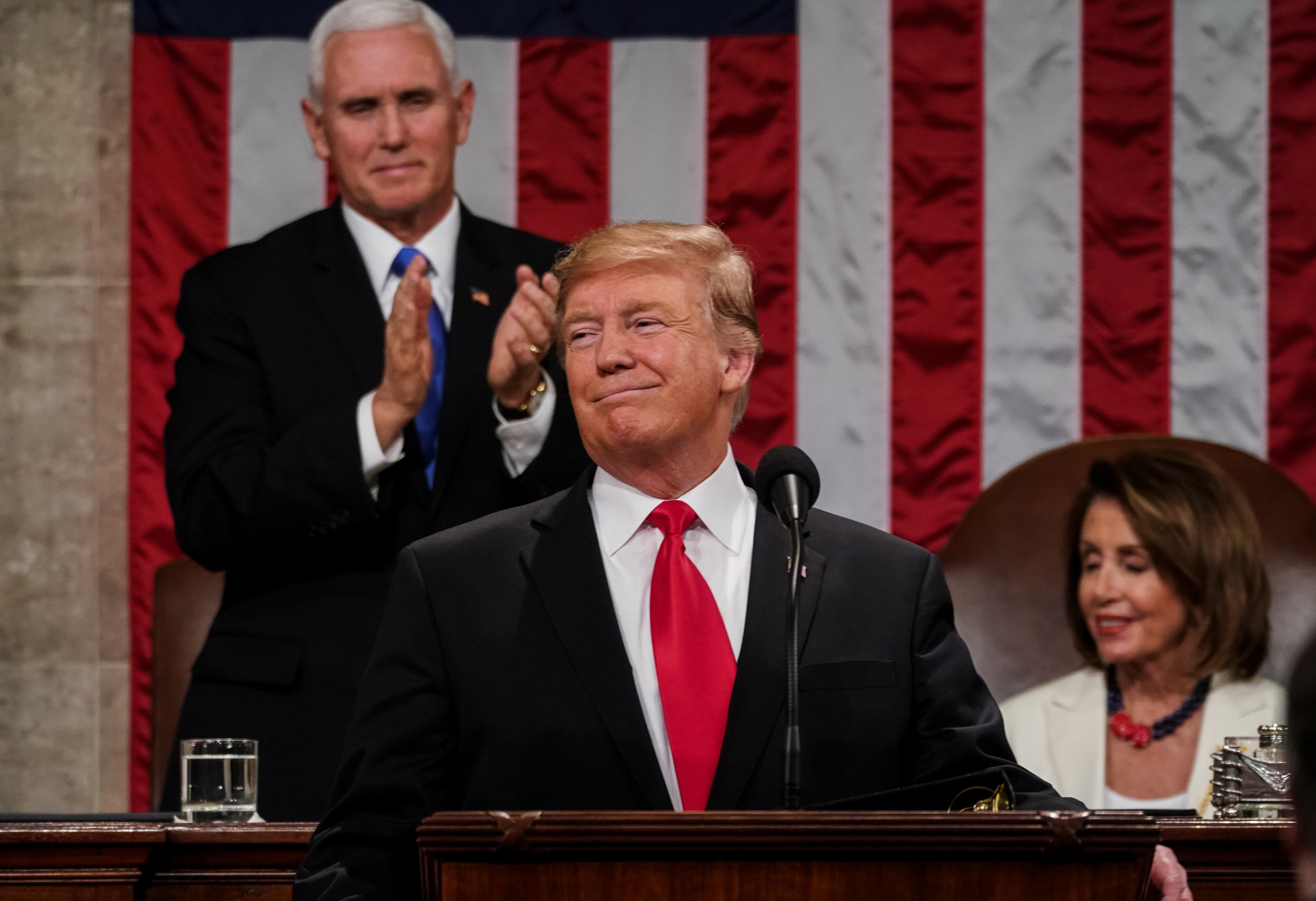 Image result for Trump's 2020 State of the Union Address""