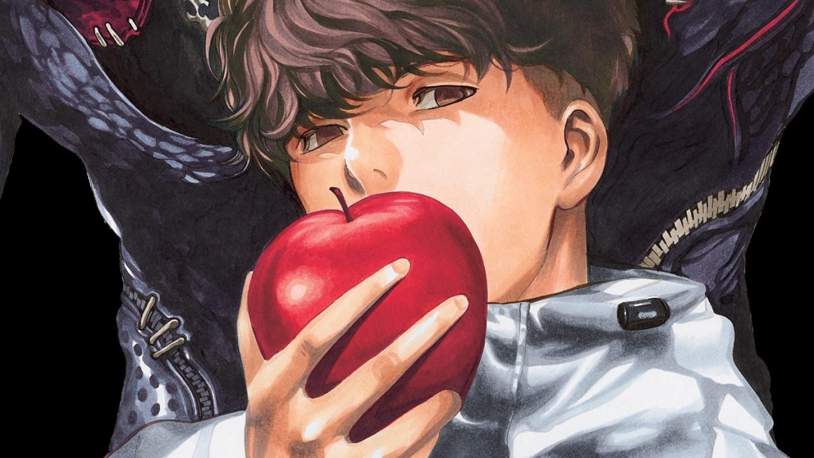New Death Note One Shot Manga How To Read Tanaka Minoru S Plan