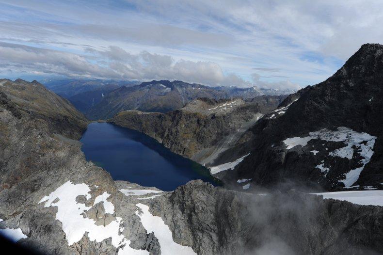 Milford Sound South Island New Zealand 2012