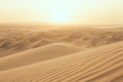 sand dune stock