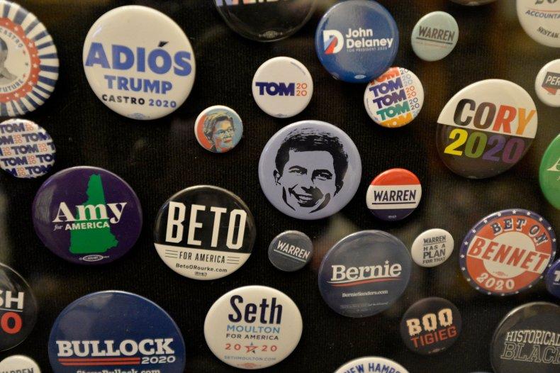 New Hampshire primary Iowa Caucus debacle