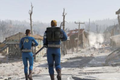fallout 76 wastelanders update