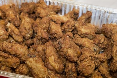 chicken wings Super Bowl LIV animal welfare