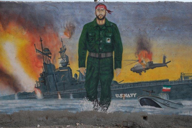 iran, revolutionary, guard, us, navy, hormuz