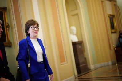 Susan Collins Trump impeachment vote