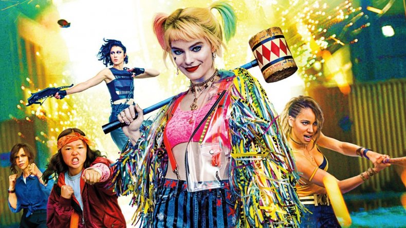 birds of prey review embargo