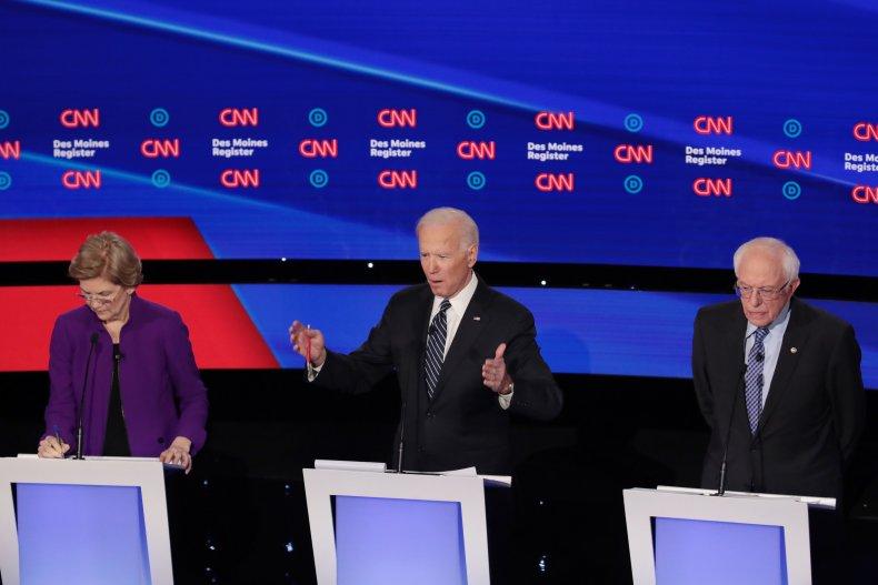 Presidential Primary Debate