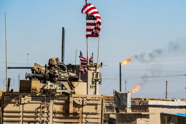 syria, oil, us, military, war