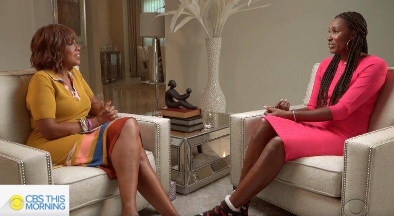 Gayle King talks Kobe Bryant