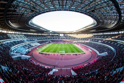 2020 Olympics National Stadium Tokyo Japan