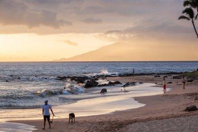 Keawakapu Beach Maui Hawaii 2014