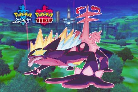 pokemon sword shield gigantamax toxtricity raid event