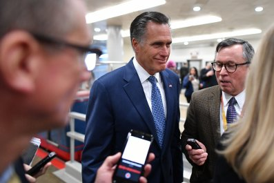 Republican ad thanks Romney convicting Trump