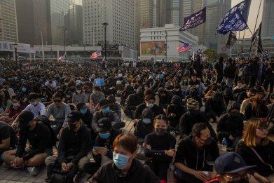 hong-kong-uyhgur-protest