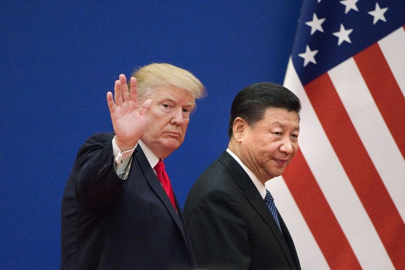 donald trump china xi jinping coronavirus