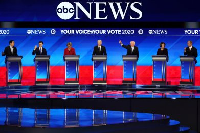 Dem debate New Hampshire