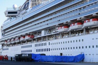 Diamond Princess cruise ship, Japan, Coronavirus, 2019-nCoV