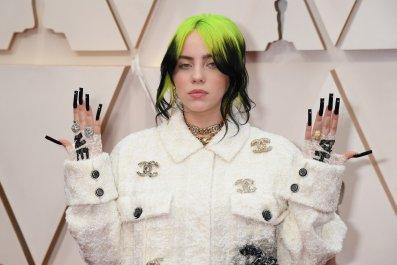Billie Eilish Oscars